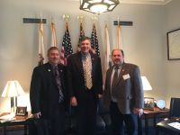 Illinois Pork Producers Advocate for the Industry in Washington D.C.