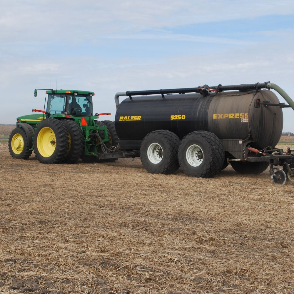 Illinois Pork Producers | Winter Manure Application Requirements for